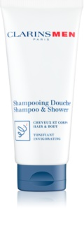 Clarins Men Shampoo & Shower Shampoo & Shower Hair & Body