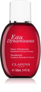 Clarins Eau Dynamisante Deodorant déodorant avec vaporisateur mixte