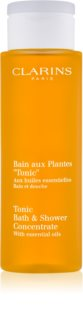 Clarins Body Age Control & Firming Care Douche en Bad Gel  met Essentiele Olieën