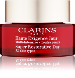 Clarins Super Restorative Day Day Illuminating Lifting Replenishing Cream for All Skin Types