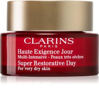 Clarins Super Restorative Day spevňujúci denný krém pre veľmi suchú pleť