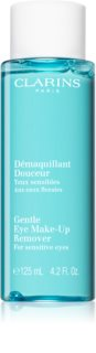 Clarins Gentle Eye Make-Up Remover desmaquillante de ojos apto para pieles sensibles