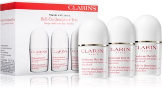 Clarins Body Specific Care kit di cosmetici