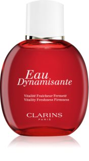 Clarins Eau Dynamisante Treatment Fragrance acqua rinfrescante ricaricabile unisex