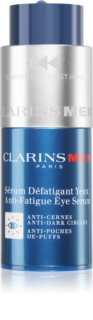 Clarins Men Anti-Fatigue Eye Serum serum za predel okoli oči proti gubam, zabuhlosti in temnim kolobarjem