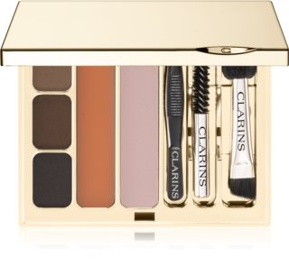 Clarins Kit Sourcils Pro Perfect Eyes & Brows Palette szett a tökéletes szemöldökért