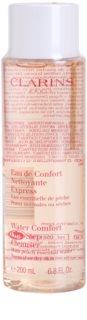 Clarins Water Comfort One-Step Cleanser очищающая вода для снятия макияжа для нормальной и сухой кожи