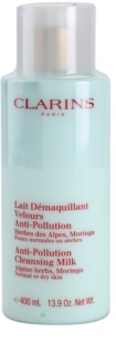 Clarins Cleansers Cleansing Lotion with Alpine Herbs Extract for Normal and Dry Skin