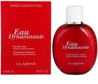 Clarins Eau Dynamisante osvježavajuća voda punjenje uniseks