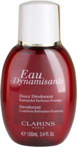 Clarins Eau Dynamisante deodorante con diffusore unisex