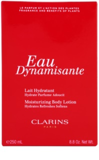 Clarins Eau Dynamisante telové mlieko pre ženy