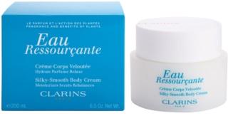 Clarins Eau Ressourcante telový krém pre ženy
