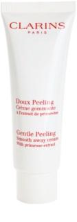 Clarins Exfoliating Care crème exfoliante douce pour tous types de peau