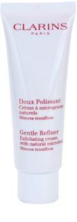 Clarins Exfoliating Care Peeling-Creme mit natürlichen Micropartikeln