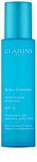 Clarins Hydra-Essentiel fluid hidratant SPF 15