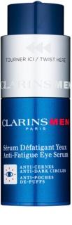 Clarins Men Age Control Ögonserum  för att behandla rynkor, svullnader och mörka ringar