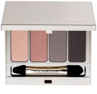 Clarins Eye Make-Up Palette 4 Couleurs szemhéjfesték paletta