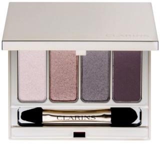 Clarins Eye Make-Up Palette 4 Couleurs Lidschatten-Palette