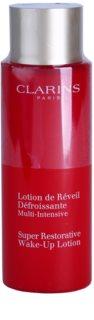 Clarins Super Restorative posvjetljujuća voda za lice za mladenački izgled