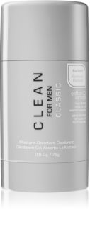 CLEAN For Men Classic deodorante stick per uomo
