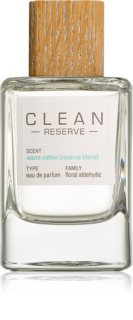 CLEAN Reserve Collection Warm Cotton woda perfumowana dla kobiet