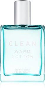 CLEAN Warm Cotton eau de toilette hölgyeknek