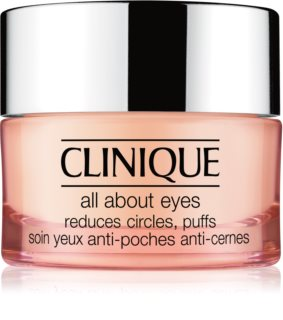 Clinique All About Eyes™ crème yeux anti-poches et anti-cernes