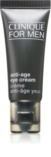 Clinique For Men™ Anti-Age Eye Cream krema za predel okoli oči proti gubam, zabuhlosti in temnim kolobarjem