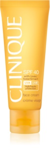Clinique Sun SPF 40 Face Cream Aurinkovoide Kasvoille SPF 40