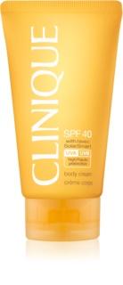 Clinique Sun Sunscreen Cream SPF 40
