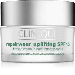 Clinique Repairwear Uplifting festigende Anti-Faltencreme LSF 15