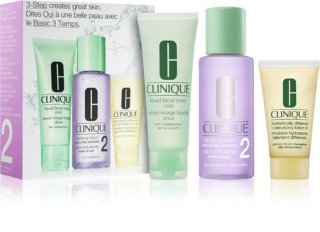Clinique 3 Steps Travel Set VI. for Women