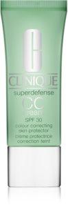 Clinique Superdefense™ CC Cream SPF 30 CC kräm SPF 30