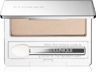 Clinique All About Shadow Soft Matte Ögonskugga
