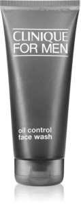Clinique For Men™ Oil Control Face Wash čistilni gel za normalno do mastno kožo