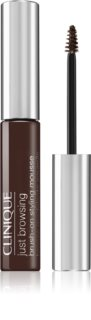 Clinique Just Browsing Brush-On Styling Mousse Eyebrow Gel