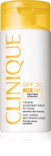 Clinique Sun SPF 30 Mineral Sunscreen Lotion For Body ásványi napozó krém SPF 30