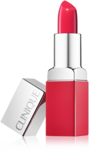 Clinique Pop Matte mattító rúzs + alapozó bázis 2 az 1-ben