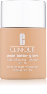 Clinique Even Better™ Glow Light Reflecting Makeup SPF 15 fond de teint illuminateur SPF 15