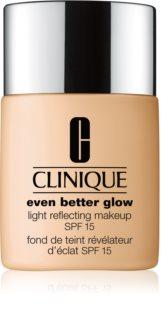 Clinique Even Better™ Glow Light Reflecting Makeup SPF 15 Fond de ten iluminator SPF 15