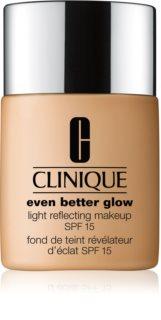 Clinique Even Better™ Glow Light Reflecting Makeup SPF 15 Make up zum Aufhellen der Haut LSF 15