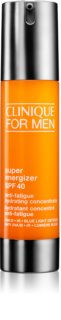 Clinique For Men™ Super Energizer™ SPF 40 Anti-Fatigue Hydrating Concentrate poživitvena gelasta krema SPF 40