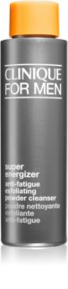 Clinique For Men™  Super Energizer Anti-Fatigue Exfoliating Powder Cleanser eksfoliacijski puder