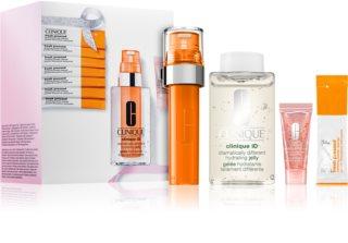 Clinique iD козметичен комплект (за озаряване на лицето)
