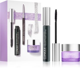 Clinique High Impact coffret cosmética decorativa III.