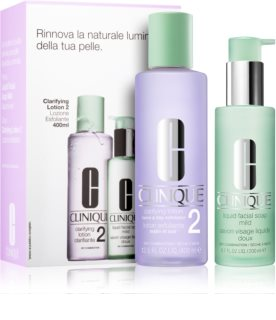 Clinique 3 Steps Cosmetic Set II. (for Dry and Combination Skin) for Women