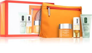 Clinique Superdefense™ SPF 25 Fatigue + 1st Signs Of Age Multi-Correcting Cream kit di cosmetici (da donna)