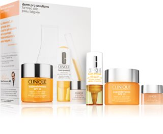 Clinique Derm Pro Solutions: Tired Skin Kosmetik-Set  (für Damen)