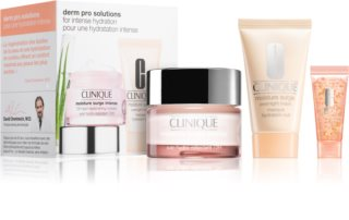 Clinique Derm Pro Solutions: For Intense Hydration kozmetični set (za ženske)