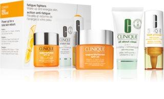 Clinique Fatigue Fighters ensemble (pour une peau lumineuse)